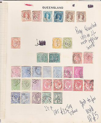 reF. 2331 PAGE QUEENSLAND VALUES TO TWO SHILLINGS