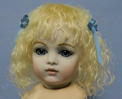 """41Cm (16"""")  Bru Jne 9 With Jointed Bru Style Body Undressed Reproduction"""