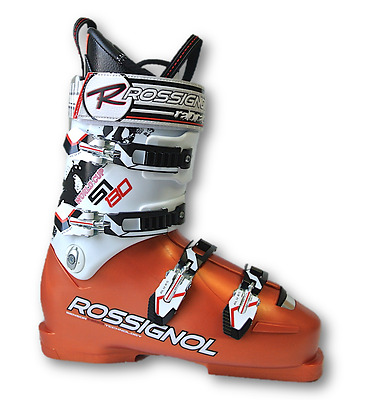 NEW Rossignol Radical World Cup SI 130 Alpine downhill ski boots - 2012