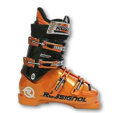 NEW Rossignol Radical JR World Cup ski racing boots - 9  SUPER NARROW