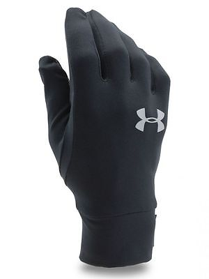 Under Armour Liner Gloves New (Water Repellent) style1282763 FREE POSTAGE
