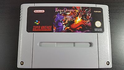 The King of dragons SNES Super Nintendo PAL in française - french