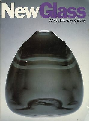 Contemporary Art Glass - Artists Factories Dates Illustrations / In-Depth Book