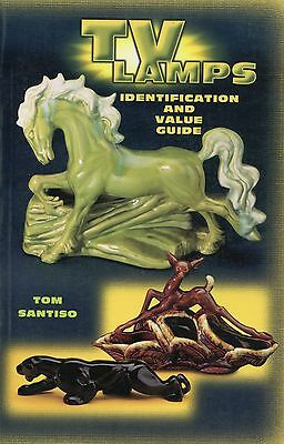 TV Television Lamps - Identification and Value Guide / Scarce Illustrated Book