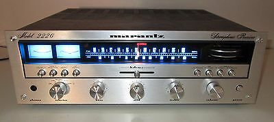 Marantz 2226 Works Perfect Serviced W/caps Led Upgrade