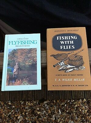 Old Fly Fishing Books