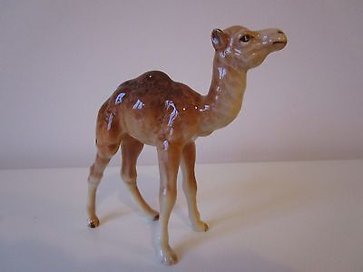 Beswick Camel Foal Vintage Model No 1043 Made 1946-71. Perfect.