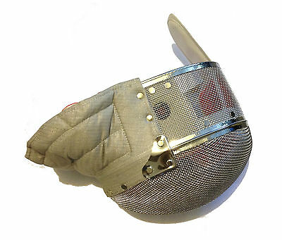 Fencing Electric Sabre Mask 350 NW CE Level 1 With Detachable Lining Medium Size