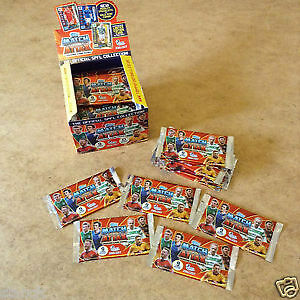 Topps MATCH ATTAX SPFL 2016/2017 Trading Cards Official Sealed Packets