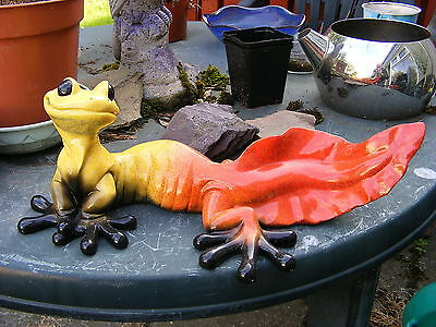 """Kitty's Critters  """"IZZY""""  the Newt? Large!"""