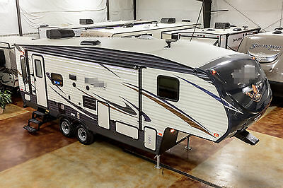 New 2017 253FBS Light Lite Slide Out 5th Fifth Wheel Travel Trailer Never Used