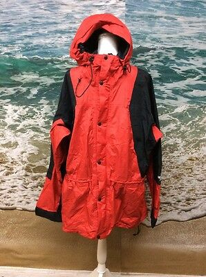 The North Face Men's Gor-Tex Jacket: Size XL; Red