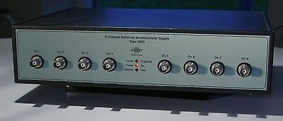 ICP conditioning amplifier
