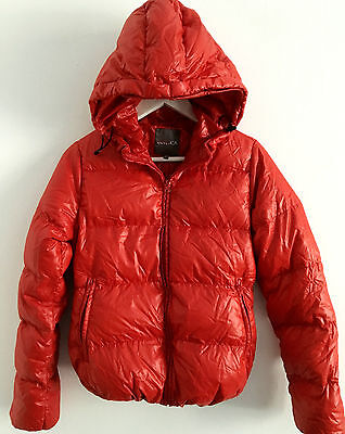 Genuine Duvetica Hooded Goose Down womens jackets Perfect Condition Size  S M