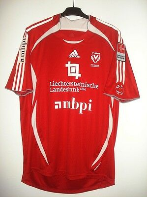Adidas FC VADUZ  Player Issue Shirt Jersey Trikot Switzerland Liechtenstein