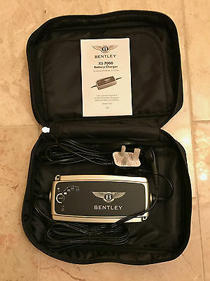 Bentley Xs 7000 Battery Charger - Gt/flying Spur/bentayga/speed/continental