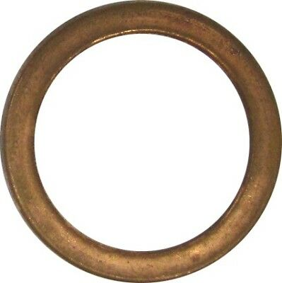 Honda XR 125 L (UK) 2003-2006 Exhaust Gasket - Flat Copper 4mm Type (Per 10)