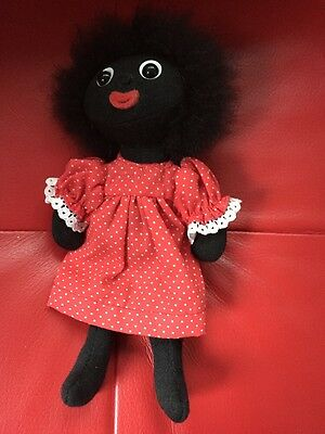 Highly Collectable Doll By Robin Rive Country Life Vintage Fabulous Red Dress