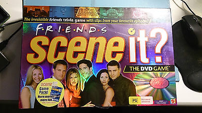 Friends SCENE it? Board Game - Pickup Or Postage (additional $15)