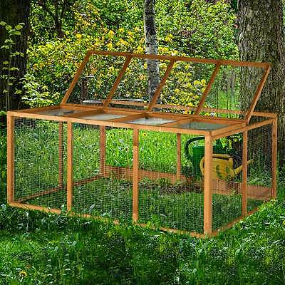 4ft Chartwell Rabbit Run - Biggest 4ft Run on eBay! �� FREE Delivery��