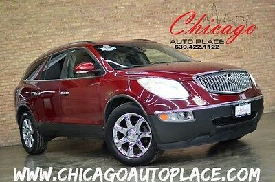 2008 Buick Other CXL Sport Utility 4-Door 2008 Buick CXL 1 OWNER AWD BACKUP CAM REAR TV DOUBLE SUNROOF