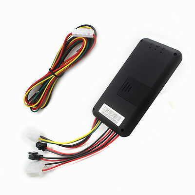 Mini Vehicle Bike Motorcycle Car GPS/GSM/GPRS Real Time Tracker Device TK100 New