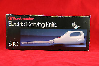 Toastmaster Electric Carving Knife 6110