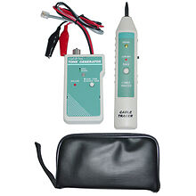 Tone Generator & Probe Kit for Network and Coaxial Cables