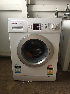 Bosch 7kg Front Load Washer - Serie 4