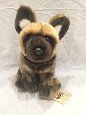 Webkinz Signature African Wild Dog WITH TAG New Condition