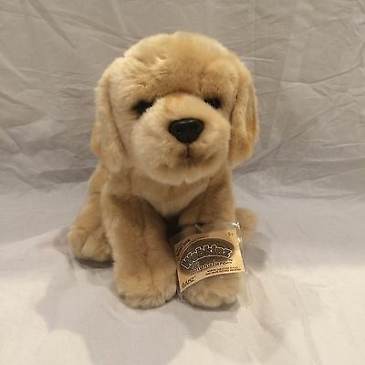 Webkinz Signature Yellow Labrador Retreiver WITH TAG New Condition