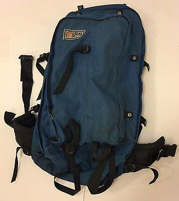Lowe Alpine Systems Calgary Canada Hiking Backpack Camping Large