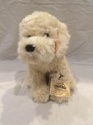 Webkinz Signature Labradoodle WITH CODE New Condition