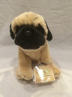 Webkinz Small Signature Pug WITH CODE New Condition
