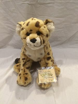 Webkinz Signature Cheetah WITH CODE New Condition