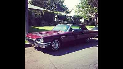 1965 Ford Thunderbird  1965 FORD THUNDERBIRD, 390 ENGINE, 60,000 ORIGINAL MILES, EXCELLENT CONDITION