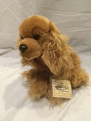 Webkinz Signature Cocker Spaniel WITH CODE New Condition