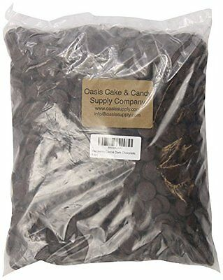 Oasis Supply Merckens, Cocoa Dark Compound Coatings, 5 Pound