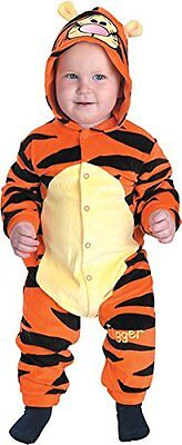 Tigger Costume: Baby's Size 12-18 Months