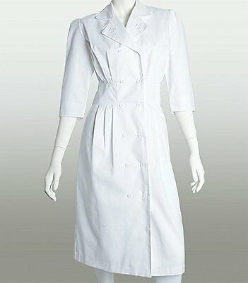 Prima by Barco Uniforms Women's Embroidered Tuck Waist Scrub