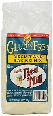Bob's Red Mill, Biscuit & Baking Mix, Wheat Free, 24 oz