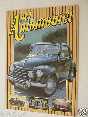 Ha-08 Tatra Museum Article 4 Pages Classic Cars