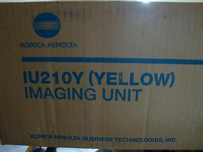 KONICA MINOLTA Imaging unit IU 210 Y- YELLOW