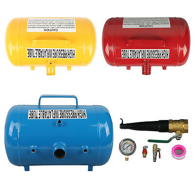 5 Gallon Inflator Blaster Air Bead Seater Tire Seating Truck ATV Tractor 3 Color