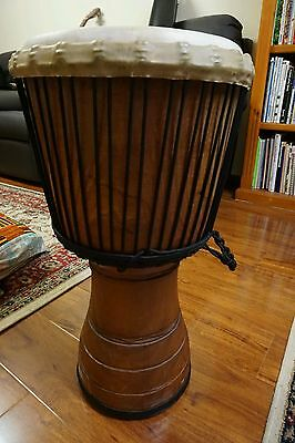 Large Professional African Djembe Drum