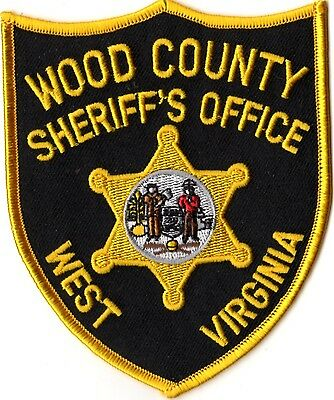 Wood County Sheriffs Office Police Patch West Virginia WV NEW!!