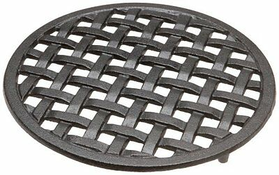 Trivet - Protect Your Table Tops - Cast Iron 8 Inches in Diameter By Old Mo