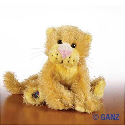HS193 Lil-Kinz Lioness Webkinz New Code Sealed With Tag