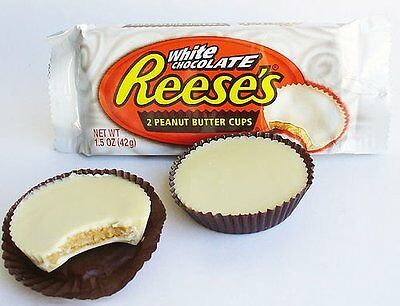 REESE'S White Peanut Butter Cups, 1.5 Ounce (Pack of 48)