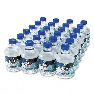 Office Snax Pure Natural Bottled Spring Water - -00023